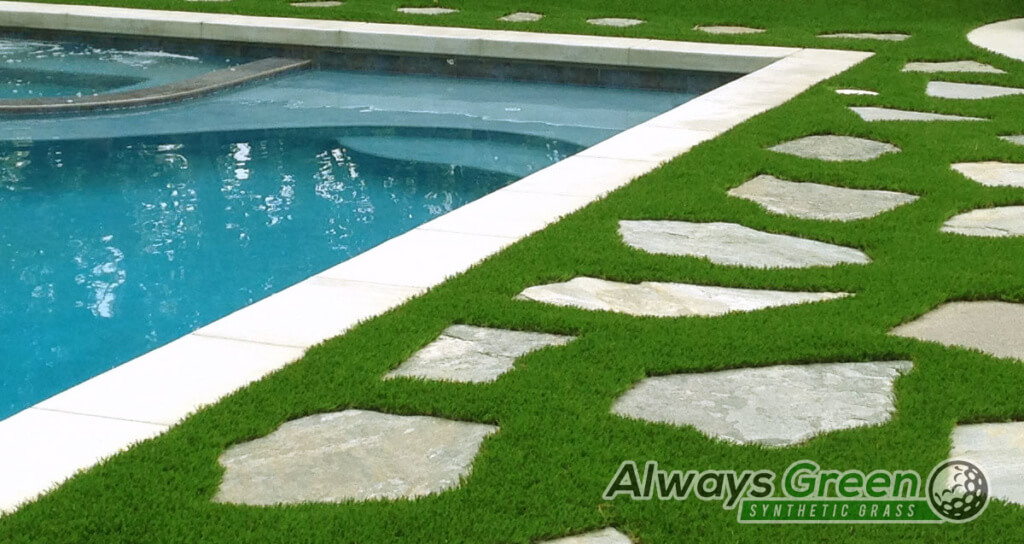 San Diego artificial grass water saving