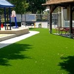 Artificial Sports Turf Playground