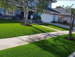 Residential Artificial Turf