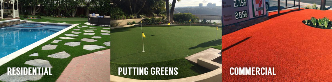 Artificial Grass Installation Orange County