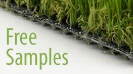 Artificial Grass Samples
