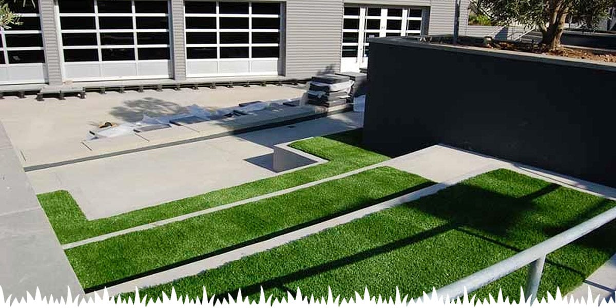 Commercial Synthetic Grass Installation Orange County CA