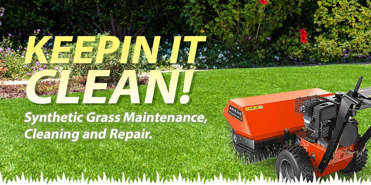 Artificial Grass Maintenance Service