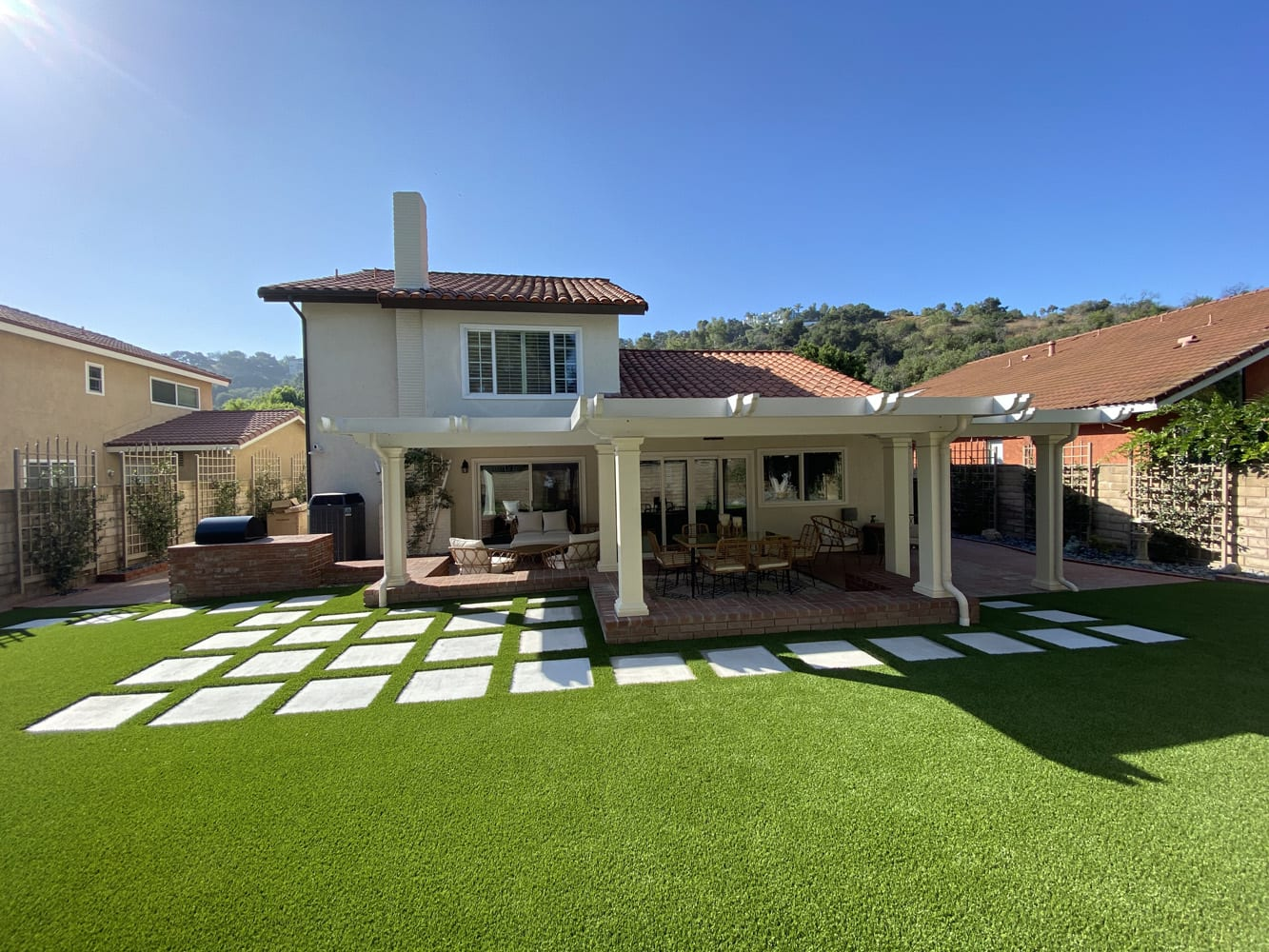 Residential Artificial Grass Installer